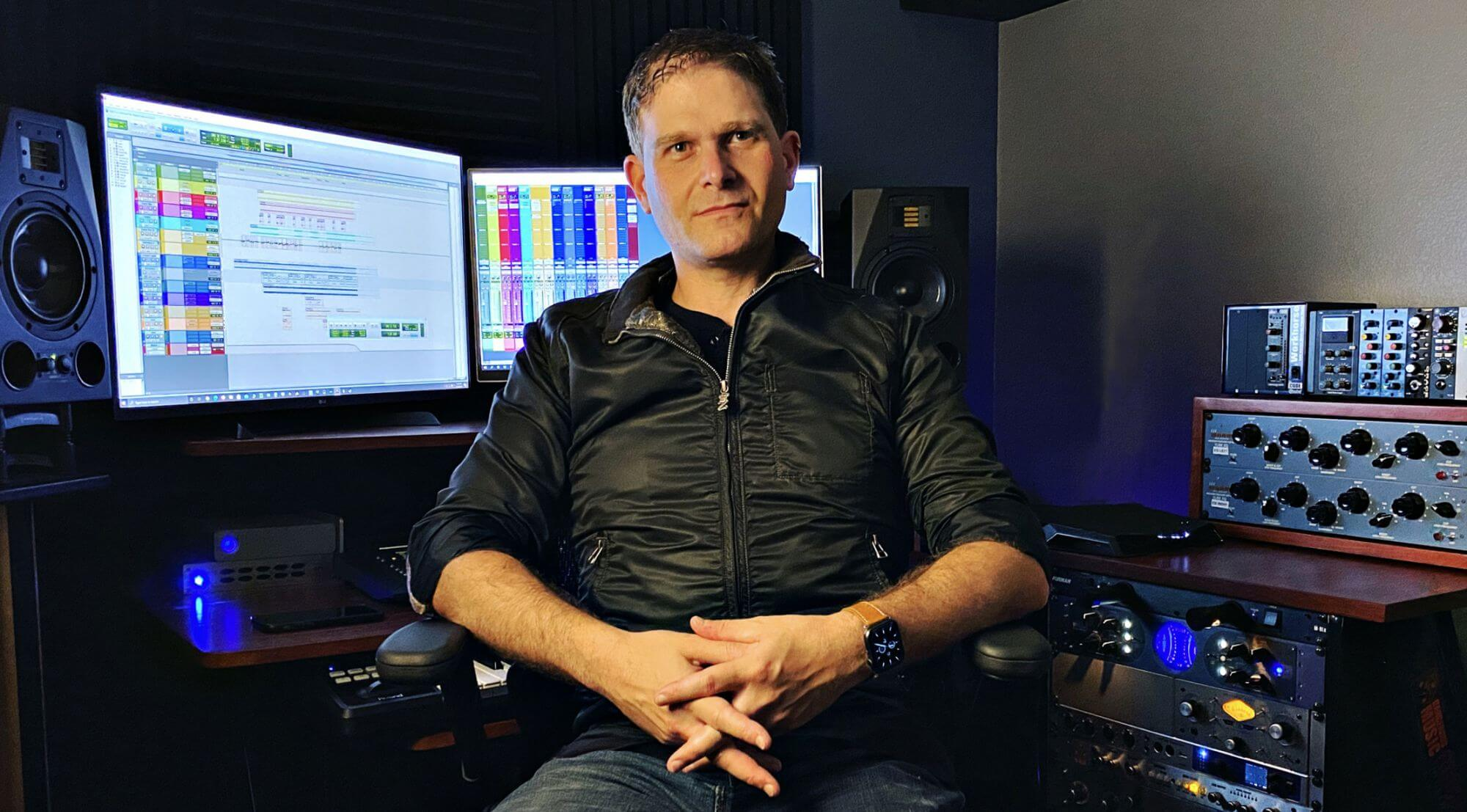 Producer Jason Deift selects RME's Fireface UFX+