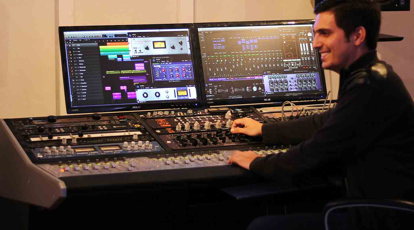 Manuel Jimenez (Arimaka Studios) talks about RME Audio
