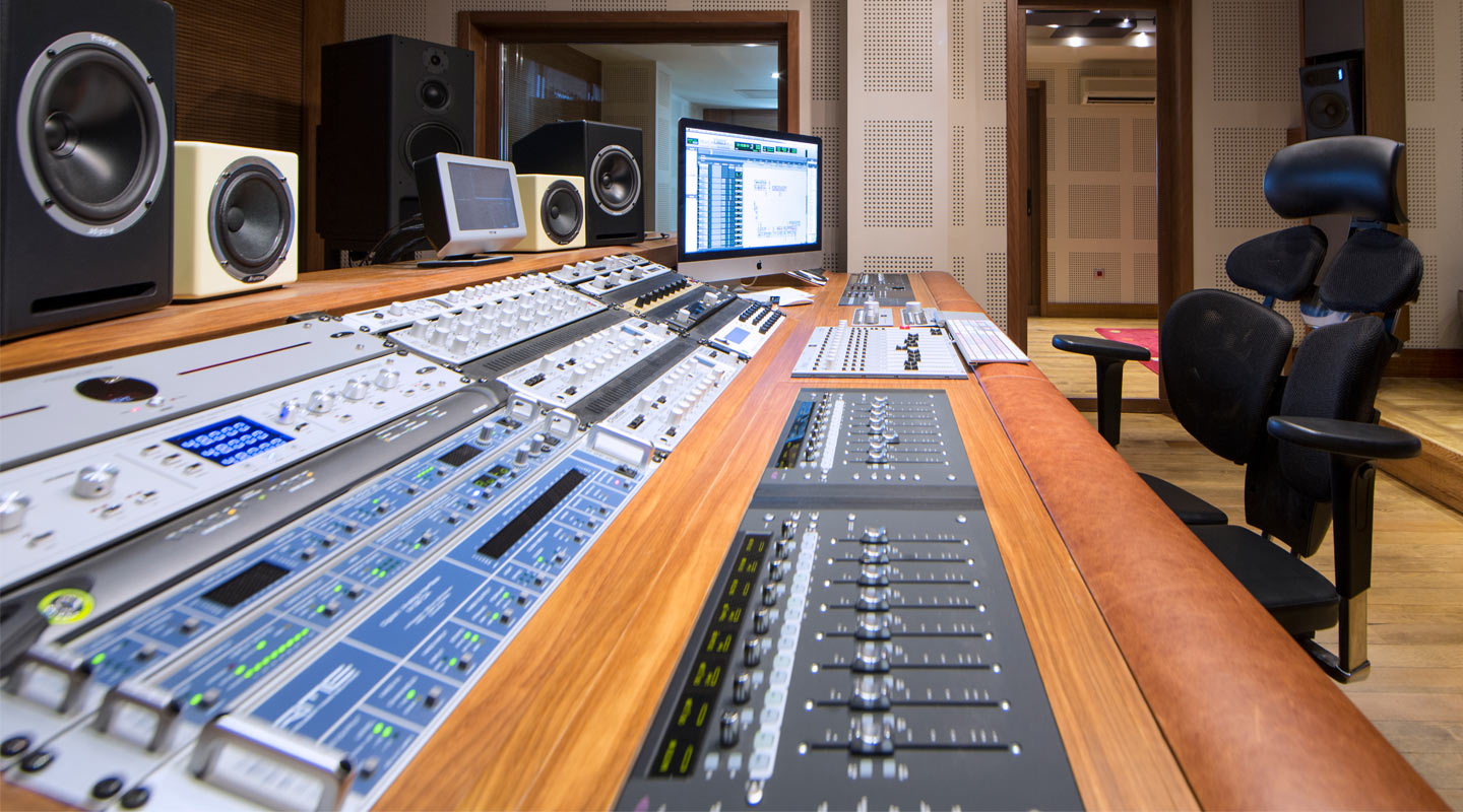 How to build a project studio with reference class sound