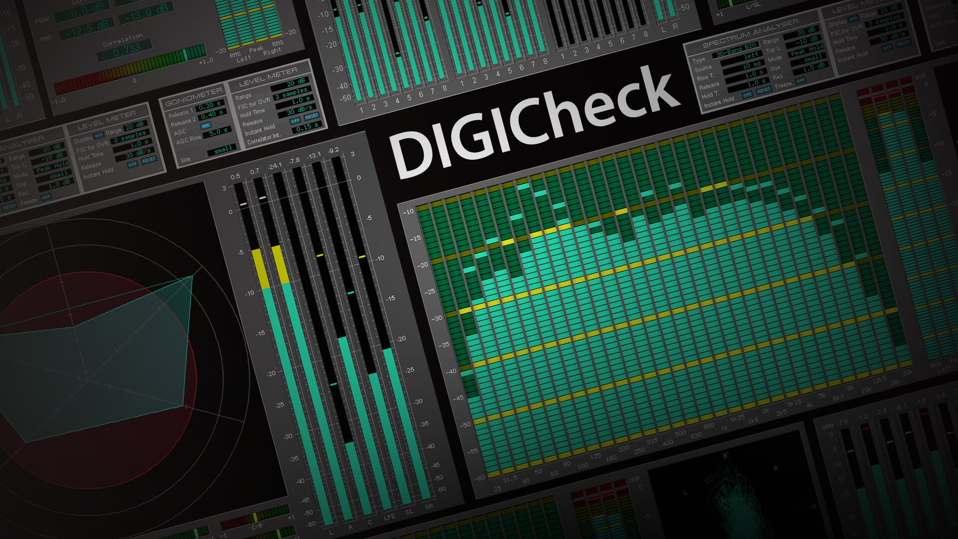 RME Audio DIGICheck