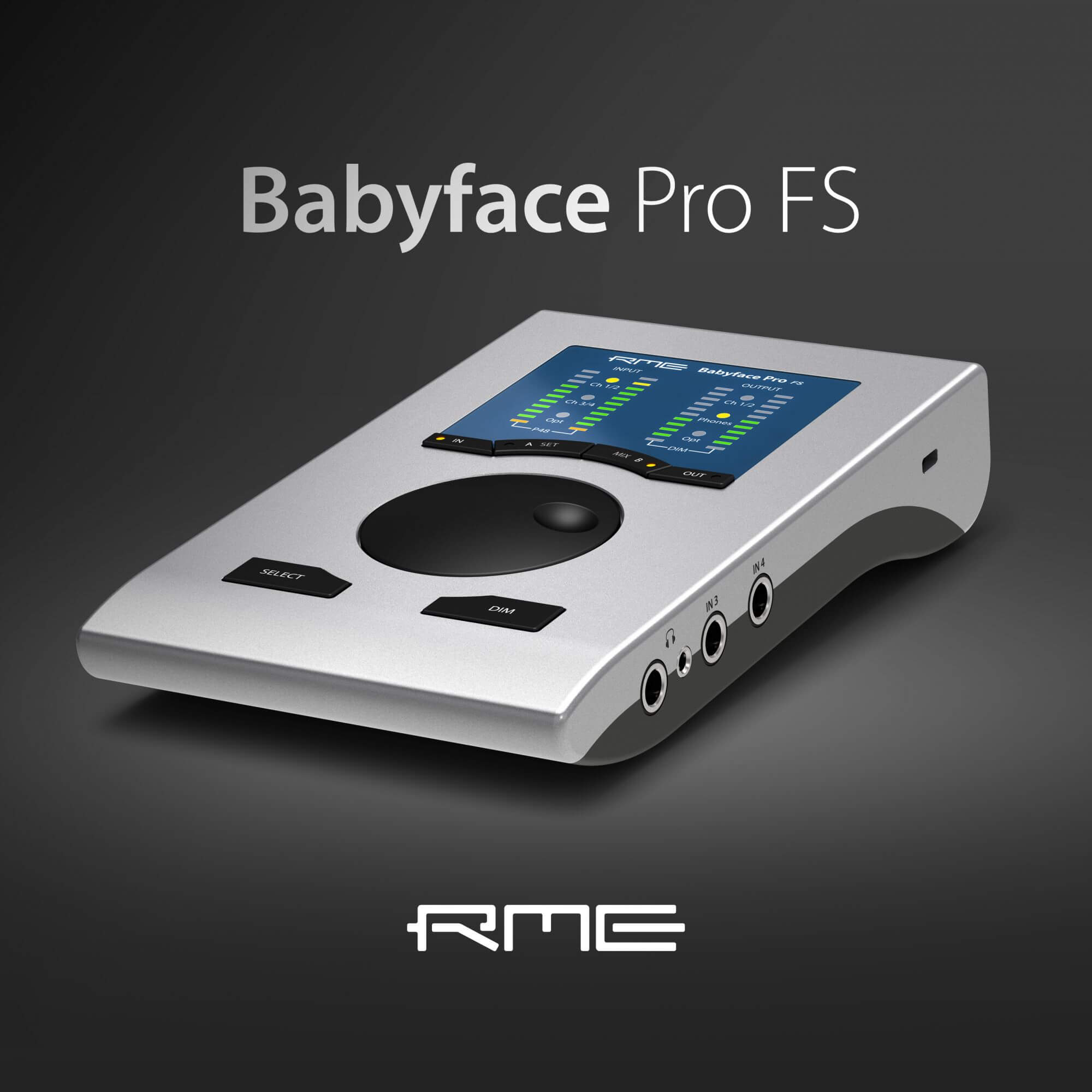 The new Babyface Pro FS