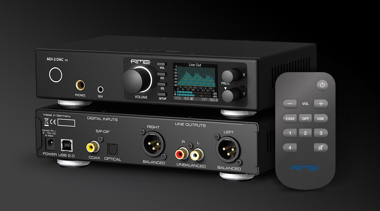 ADI-2 DAC Remote Control