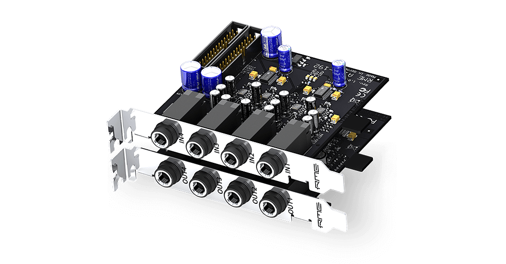 HDSP Expansion Boards
