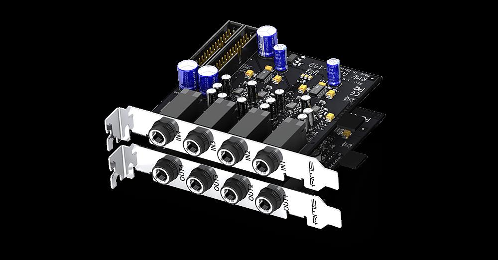 HDSP Expansion Boards