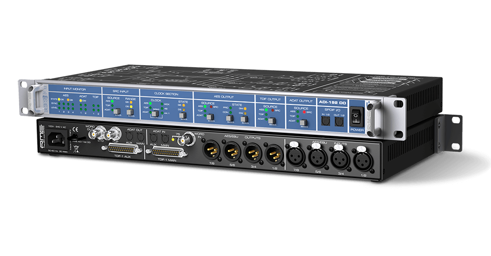 Converters Rme Audio Interfaces Format Converters Preamps Network Audio Madi Solutions