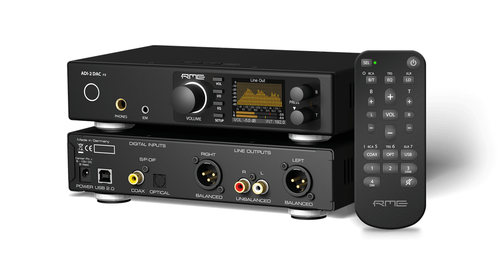 Best Sound Card 2020.Adi 2 Dac Rme Audio Interfaces Format Converters