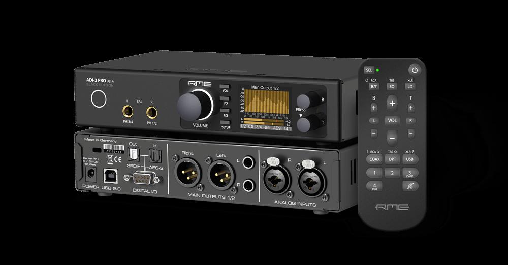 ADI-2 Pro FS R Black Edition
